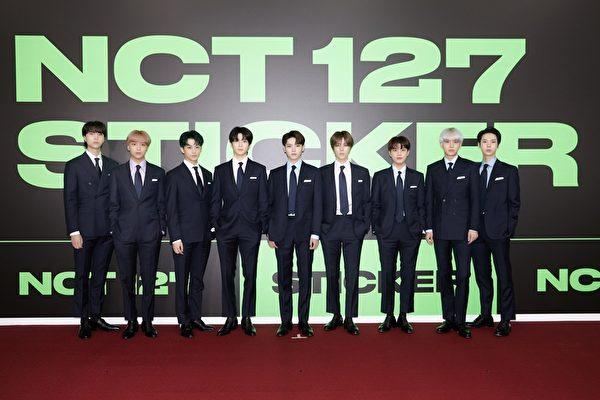 NCT 127首度打入英國官方榜 奪音樂節目冠軍