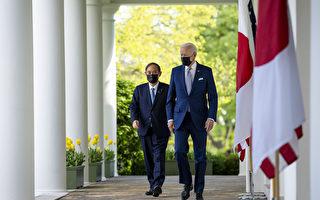 菅義偉卸任前會拜登 強調美日同盟重要性不變