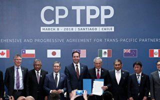 陸、台申請加入CPTPP 日媒:中共為向台灣施壓