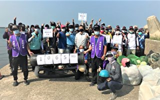 台中港北堤海釣二週年 將免收費開放
