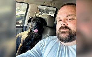 阿拉巴馬男子讚英雄狗保護他免受毒蛇傷害