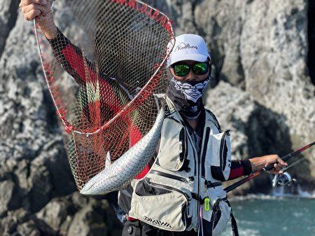基隆嶼磯釣賽圓滿落幕。
