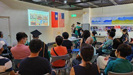 國際外科學會中華民國總會在台東美術館-艾蘭哥爾藝文咖啡館辦理國際醫療巡迴展。