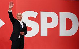 德國大選:默克爾所屬黨跌至歷史最低點