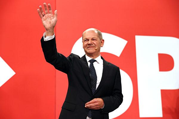 德国大选社民党险胜 将组建新联合政府