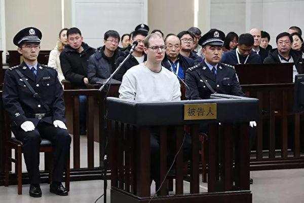 孟晚舟回国后 在华被判死刑加拿大人会见律师