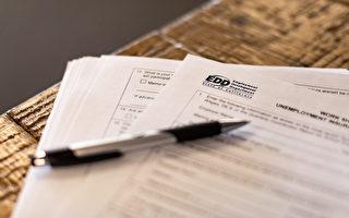 罢免选举周 加州申请失业人数增加