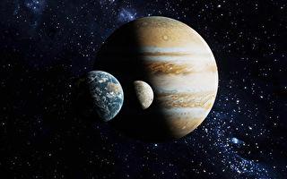 罕见视频:一个天体高速撞上木星发出闪光