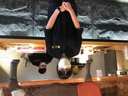 餐旅系學生林沛伃非常鼓勵大學生來實習,覺得不只學到實務經驗,還有人際關係須也很重要。