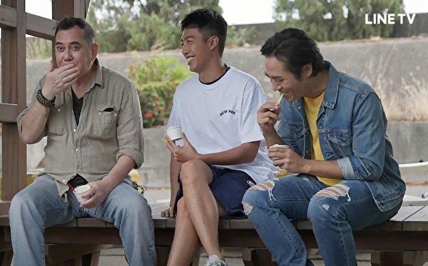 蔡凡熙、黃秋生、莊凱勛 開著餐車交朋友2 餐車2