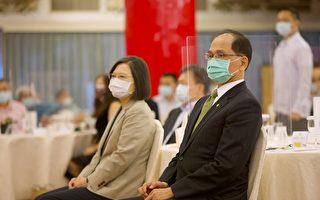 民进党创党35周年 游锡堃:台湾应关注中国民主