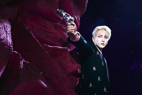 KEY参与制作 《BAD LOVE》32区iTunes夺冠