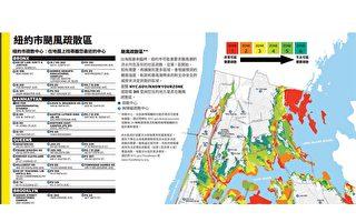 紐約市應急管理局提供中文防災指南