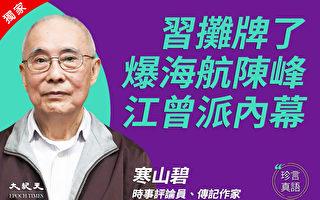 【珍言真語】前海南政協委員爆陳峰背後勢力