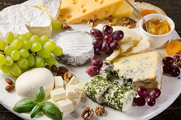 7種高蛋白質乳酪 有助減肥、預防骨質疏鬆