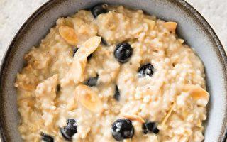钢切燕麦 利用睡眠时间即可烹饪的早餐
