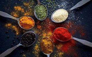 搭配香料和香草 菜餚不加鹽就能調出味道