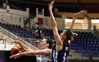 組圖:2021年女籃亞洲盃 中華台北74:80不敵韓國