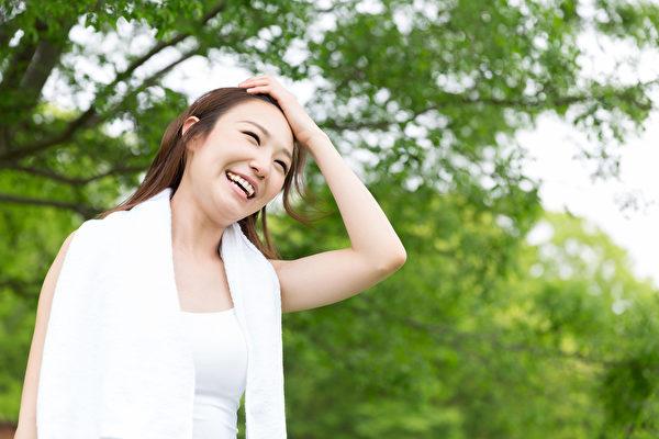 九成以上的疾病身體能修復,提升自癒力,好心情、抒壓很重要。(Shutterstock)