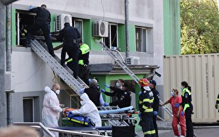 罗马尼亚医院COVID重症监护室火灾 7人丧生