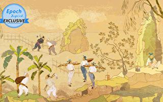 智慧故事:浪子的一个善念使全村免于饥荒