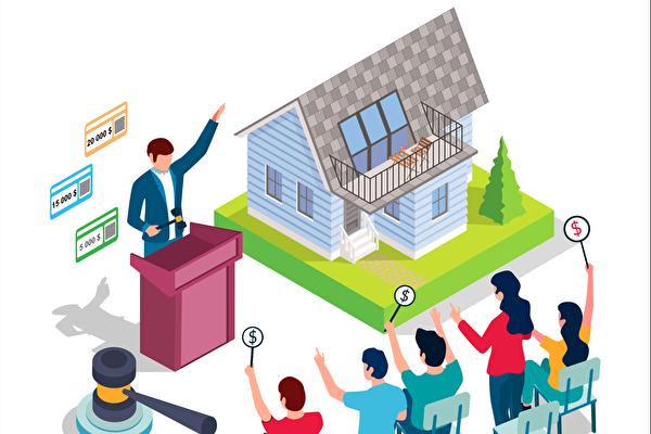 房價繼續抬升 全美購房者疲於競價