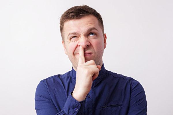為何兩個鼻孔的氣流不平均 有時輪流阻塞?