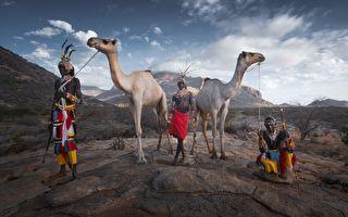 攝影師徒步旅行 捕捉肯尼亞部落獨特文化