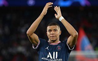 法國球星姆巴佩:已決心離開巴黎聖日耳曼隊