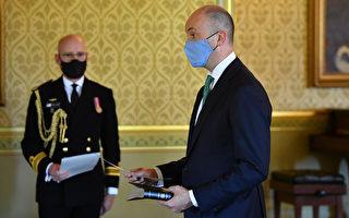 新州財長參加完宣誓就職儀式後 救助一名昏倒路人