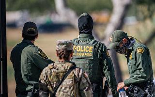 美国民兵进驻德州边境县 帮助阻止非法移民