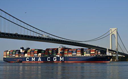 外媒:塞港降低貨櫃海運運能12.5%