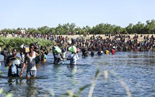 白宮:正在為成千上萬海地人到來做準備