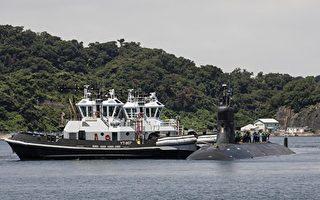 美核潛艇在南海撞上水下物體 多人受輕傷