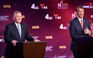 维州州长两党候选人支持率相近