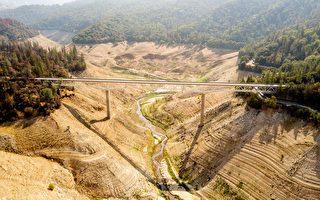 硅谷水區抗旱仍未達標 聖荷西擬強制節水