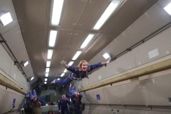 創造歷史 俄羅斯攝製組首次在太空拍電影