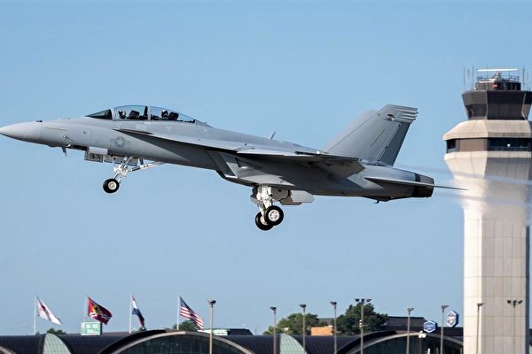 美航母主力战机 新款F/A-18超级大黄蜂有何改进