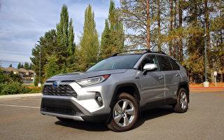 車評:雙馬達混能 2021 Toyota RAV4 Hybrid Limited
