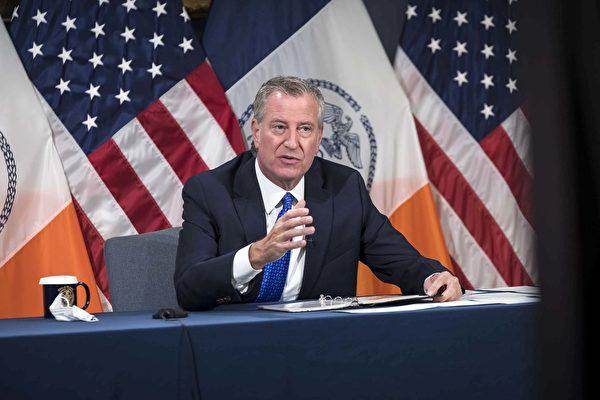 任期僅剩兩月餘 紐約市長突然取消天才班