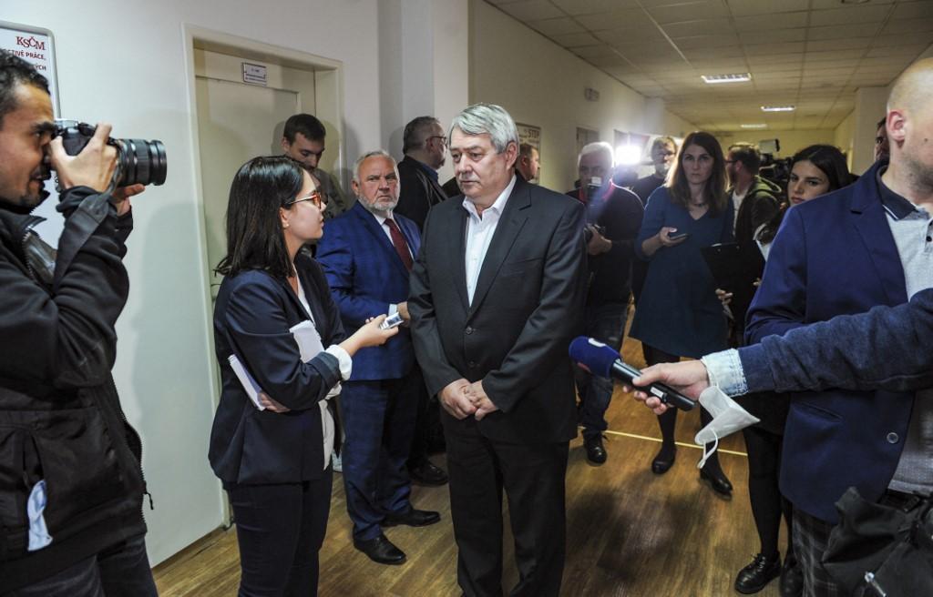 [新聞] 捷克選民成功將共產黨趕出議會