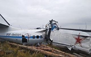 俄罗斯飞机坠毁 16人死6人重伤