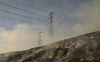 湾区部分山区发布高火险警告 2.5万用户可能停电