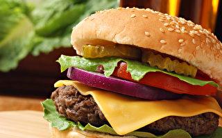 美国人爱芝士汉堡的五个趣事