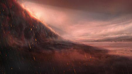 新發現:下鐵雨的行星環境接近紅矮星