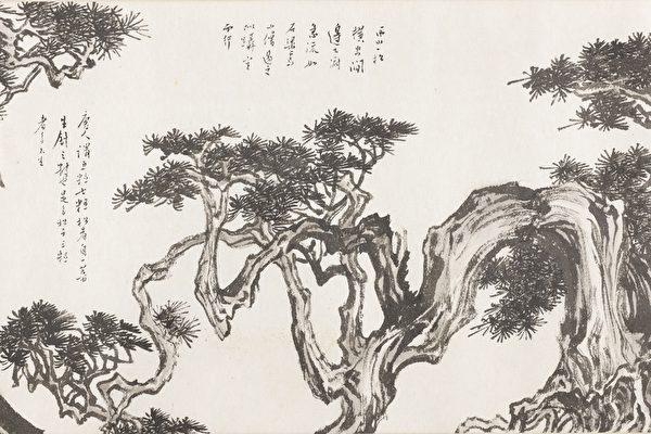 組圖:台灣故宮推出「溥心畬書畫特展」