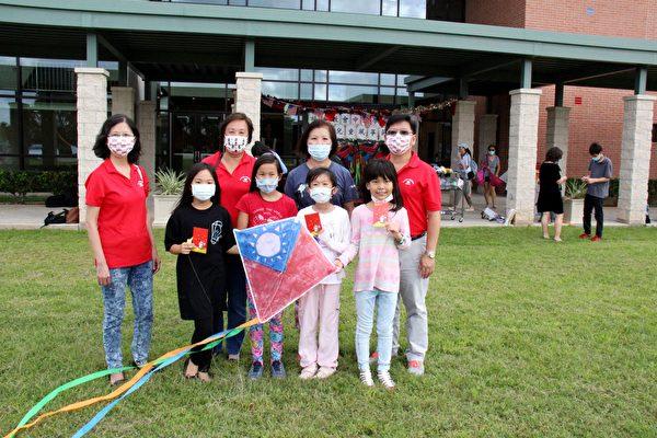 國慶兒童風箏節 親子共享彩繪風箏放飛樂趣