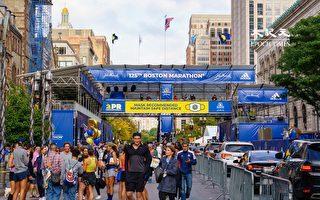 125屆波士頓馬拉松 肯亞選手摘男女冠軍