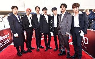 BTS成告示牌數位歌曲榜奪冠次數最多歌手
