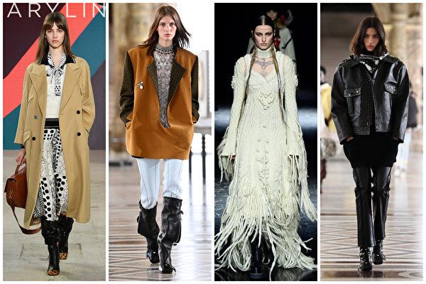 法式穿搭妝點秋季時尚 巴黎女人衣櫥必備單品